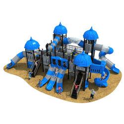 Moderne en populaire Outdoor Kids Playground zoals Fairytale Castle for Verkoop