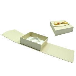Lujo personalizado Arte de papel regalo Caja de cartón plegado Mostrar caja de embalaje