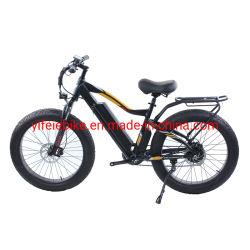 Bicicletta elettrica di vendita calda di /Electric della bici della gomma grassa della montagna della batteria nascosta 2019 26inch