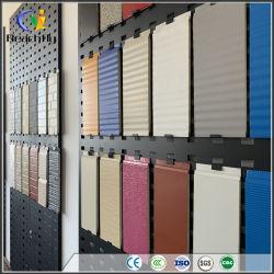 PU panneaux sandwich isolés décoratif décoration Matériaux de revêtement mural de logement