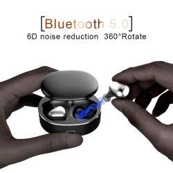 Bluetooth 5.0 Kopfhörer Tws drahtloser Kopfhörer bluetooth Kopfhörer-Freisprechkopfhörer-Minisport Earbuds Spiel-Kopfhörer