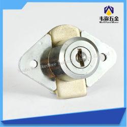 600 106 de verrouillage du tiroir de diamant zinc came de verrouillage du Cabinet de meubles