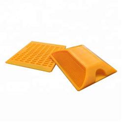 卸し売り反射二重側面の防水ABS安全設備のためのプラスチック太陽LED道のスタッド
