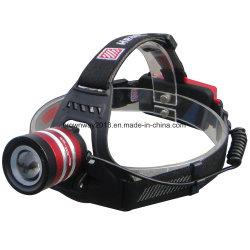 10W à LED Projecteurs rechargeables (SD-3375) des feux de randonnée 18650 Lithiuim lampes de poche