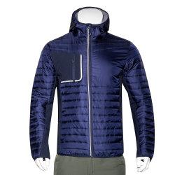 Winter Herren Mode Polster Keep Warm Fake Down Jacke