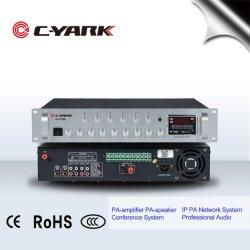 C-Yark Amplificateur mélangeur avec Bluetooth et contrôle du volume