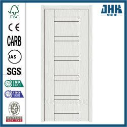 Tache de composite de grade du grain du bois solide porte en bois de placage