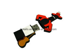 USBのフラッシュ駆動機構音楽形のおもちゃ