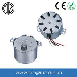 12V 24V 110V 220V AC longue durée de vie à faible bruit de moteur synchrone pour des grillades