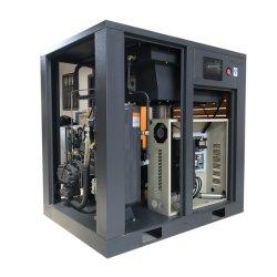 Venta Caliente Low-Noise Industriales Estacionarias de Energía Eléctrica AC Aceite Compresor de Aire Oil-Injected Directa Tipo de Tornillo Rotativo Lubricado el Compresor de Aire