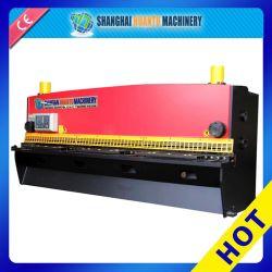QC11y cisaillement hydraulique machine machine électrique de la faucheuse tôle Shearer