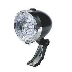 Fahrrad-Licht befestigte Gabel der Fahrrad-Zubehör-3 des Weiß-LED (HLT-185)
