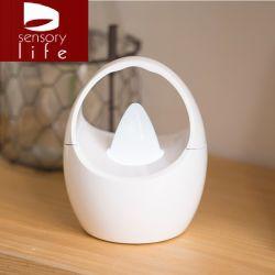 La conception populaire Panier lumière LED RVB de forme blanche pour l'intérieur chambre