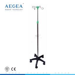 AG-Ivp003 Marcação e ISO Aprovado Hoaptial suporte para soro em aço inoxidável