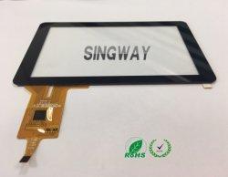 Nuovo schermo di tocco 7inch per l'automobile DVD GPS