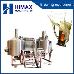 1000L de commerciële Apparatuur van het Bierbrouwen voor het Brouwen van het Huis