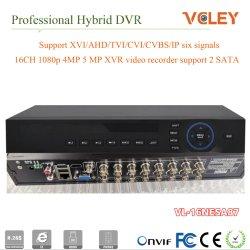 Uitstekende OEM XM-oplossing XVI AHD CVI TVI IP Analog Camera DVR's Recorder NVR Kits Factory Hybrid Seucraty CCTV camera DVR