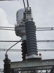 Ограничитель скачков напряжения подстанции линии ограничитель коробка передач 66кв