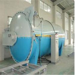 Полноавтоматический электрический автоклав отверстия AAC для завода AAC