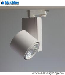 Boutique commerciale de l'éclairage LED à gradation COB la voie de l'éclairage