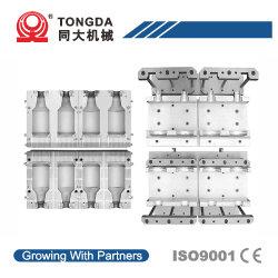 Tongda 押出プラスチック PE HDPE ボトルブローモールド