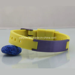 New Fashion Titanium Bio Magnet íons negativos braceletes
