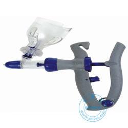 獣医のプラスチック鋼鉄連続的なスポイト(SY108)