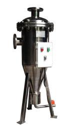 SUS 304 cyclone du filtre à sable Desander Media