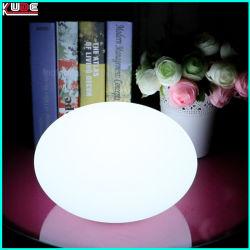Formato de ovo LED LED de exterior da lâmpada de luz de ovos