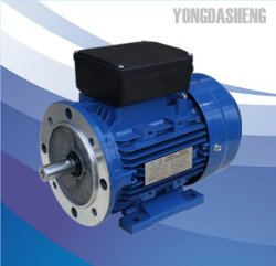 محرك كهربائي أحادي الطور تشغيل مكثف السلسلة الخاص بي