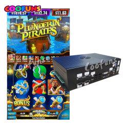 Ee.Uu. La última máquina de juegos de habilidad Fusion 4 Placa PCB de la ranura de Videojuegos Arcade