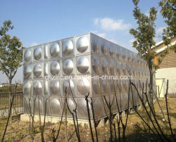 Roestvrij staal 304 de Container van het Water van de Landbouw van de Tank van Water 316