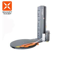 Totalmente Auto máquina de embalagem película extensível X100 com controle PLC