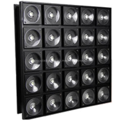 Светодиодный индикатор Этап 5*5 30W RGB ПОЧАТКОВ Pixel LED Matrix Блиндер лампа