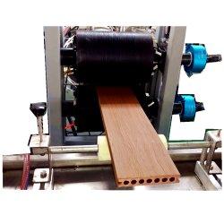 Отходы PE WPC профиль машины / PP WPC декорированных производственной линии / Композитный пластик из светлого дерева WPC цена производителя экструдера