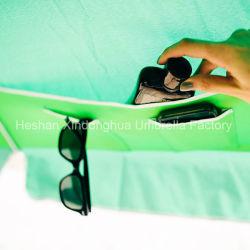 Новый элемент пляжный зонтик Sun солнечным зонтом из расчета с многофункциональными карманами (BU-0020P)