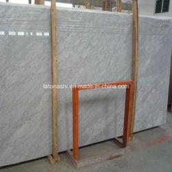 Laje de mármore branco Carrara de bancada
