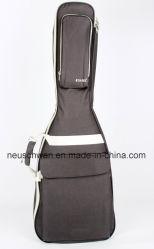 Sacchetto della chitarra acustica o sacchetto classico della chitarra dello strumento musicale