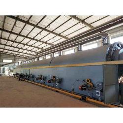 Le Hunan Benji Advanced Système de pyrolyse continu du pneu au carburant