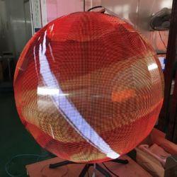 1m/1.5m/2m/3m/4mの屋内屋外P3 P4 P5 P6の球LEDのためのよりカスタマイズされたサイズの球球の表示画面