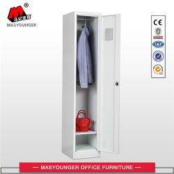 Gymnastik-Büro-Gebrauch-einzelner Tür-Speicher-Stahlmetalschließfach