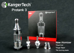 2013 Nouvelle conception Kanger Kangertech Original Clearomizer Protank 3 Grossiste en stock