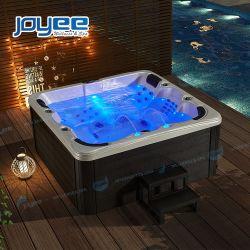 Joyee Fabrik Günstige Preis Schnelle Lieferung Garten Whirlpool SPA heiß Badewanne und Whirlpool im Freien