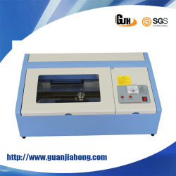 preço de fábrica junta Mini Desktop máquina de gravação a laser 4040