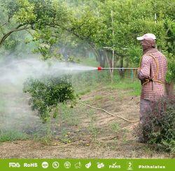 Лучшая цена воды высокого давления форсунки опрыскивателя в сельском хозяйстве 5 слоя ПВХ шланг в саду опрыскивания