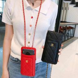 جودة عالية، حقيبة عالمية للجلد الأصلي المحمول لأجهزة iPhone، و Samsung، و Xiaomi، و Huawei،
