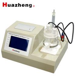 오일 수분 함량 측정 절연 오일 미량 습기 테스트 장치