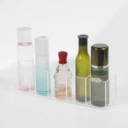 메이크업 솔, 펜, 눈썹 연필, 립스틱, 화장품을%s 분배자를 가진 명확한 아크릴 조직자
