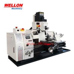 máquina de torno de banco de combinación (JYP/JYP250V280V / JYP290VF con la molienda de la perforación de la cabeza)