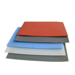 Нагрейте нажимает силиконовый резиновый коврик для доставки на заводе
